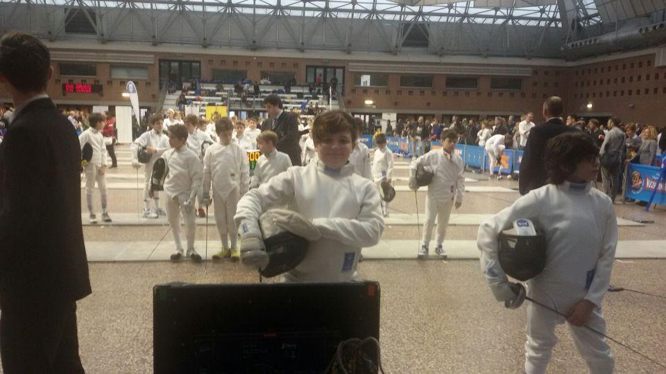 Ravenna 15.11.2015 GPG ° Grand Prix nazionale spada