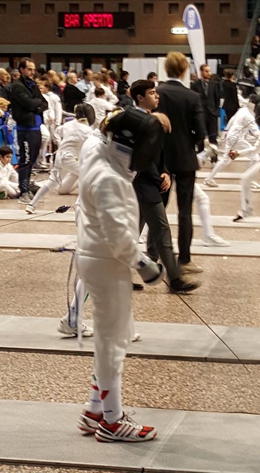 Ravenna 14.11.2015 GPG ° Grand Prix nazionale spada