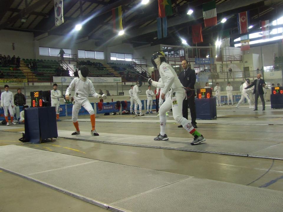 Ariccia - serie C2 SPADA