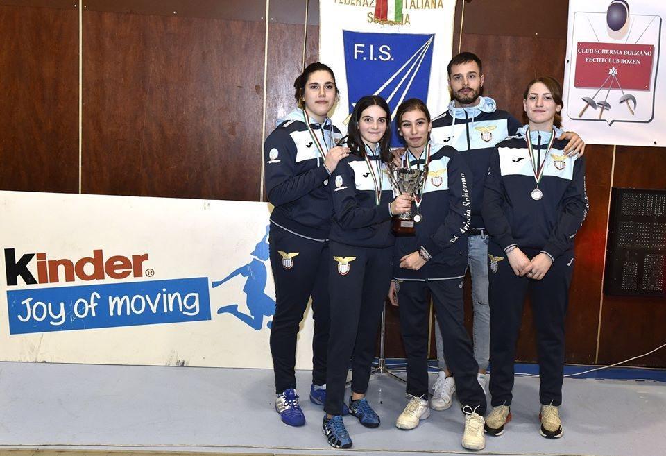 CAMPIONATO ITALIANO SQUADRE SPADA 2020