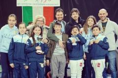 FIORETTO/SPADA 2^ PROVA INTERREGIONALE U14