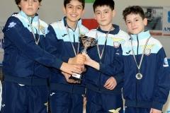 Gare a squadre Under 14 - Ancona e Foligno (febbraio 2016)