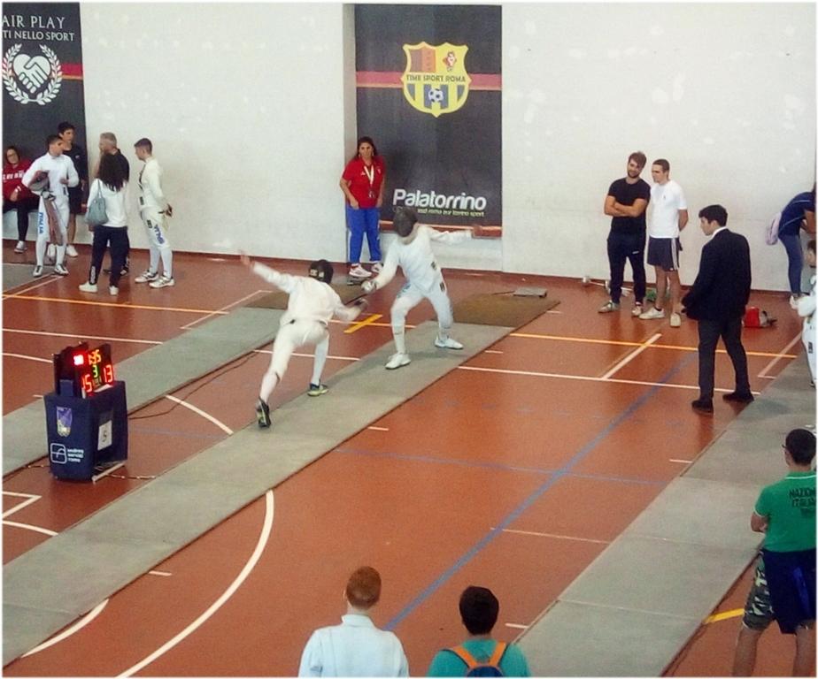QUALIFICAZIONE SPADA 2017