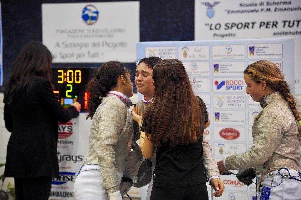 INTERREGIONALE SCIABOLA 2019