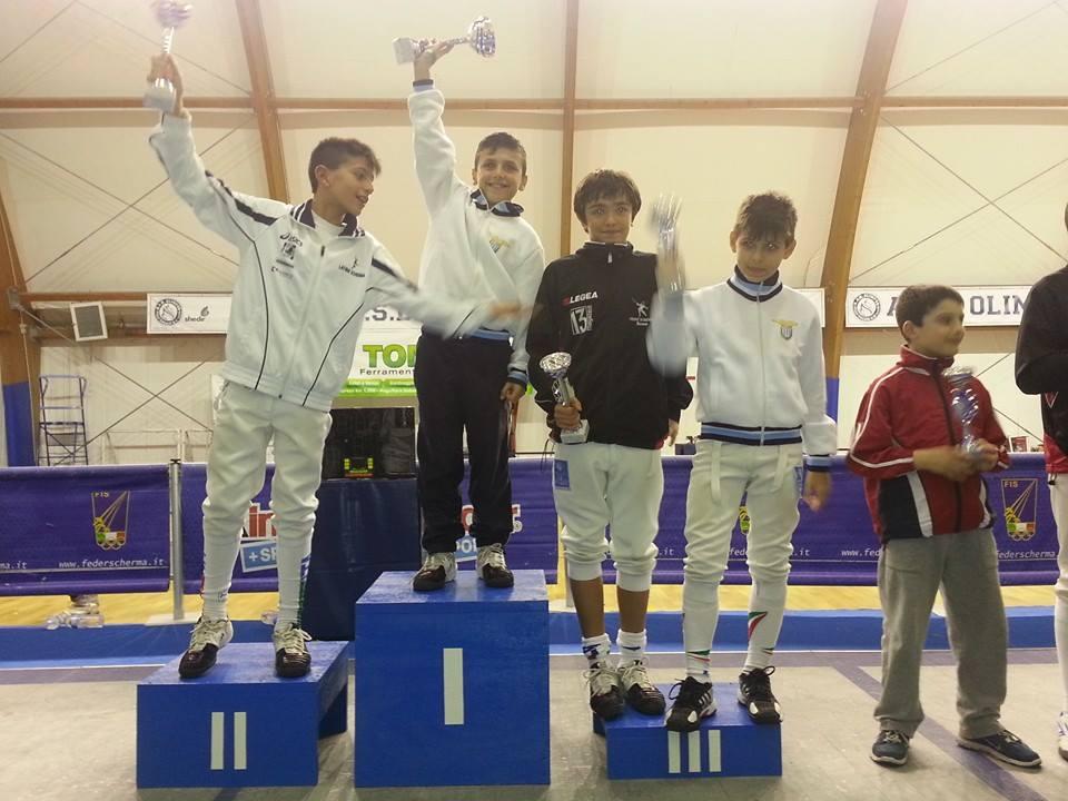 Campionato Regionale Under 14!