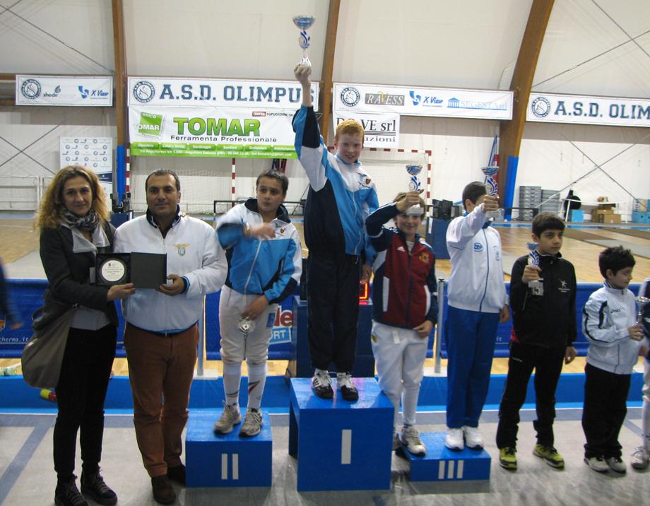 Campionato Regionale Under 14-Coppa del Mondo Under 20 di Fioretto