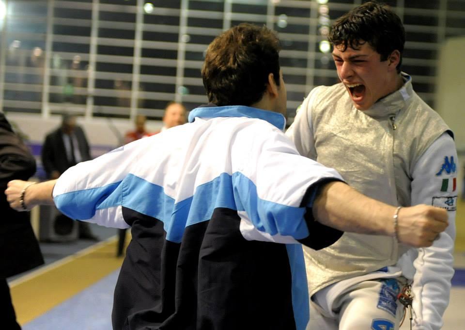 Andrea Funaro Campione Italiano Cadetti!!!
