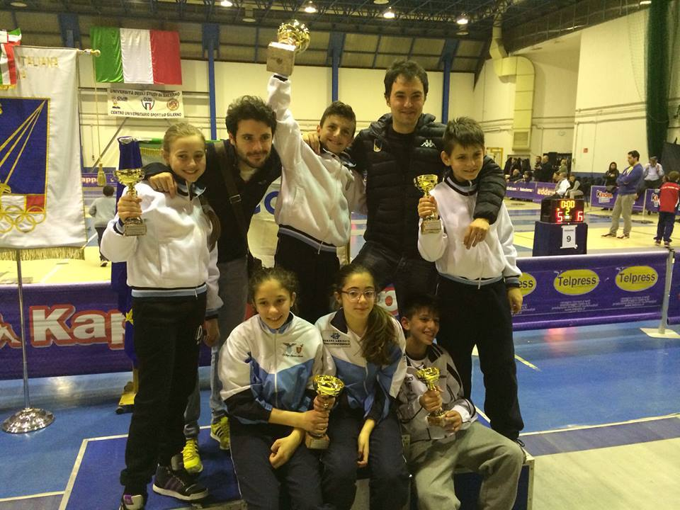 Under 14 Interregionale a Baronissi!!!