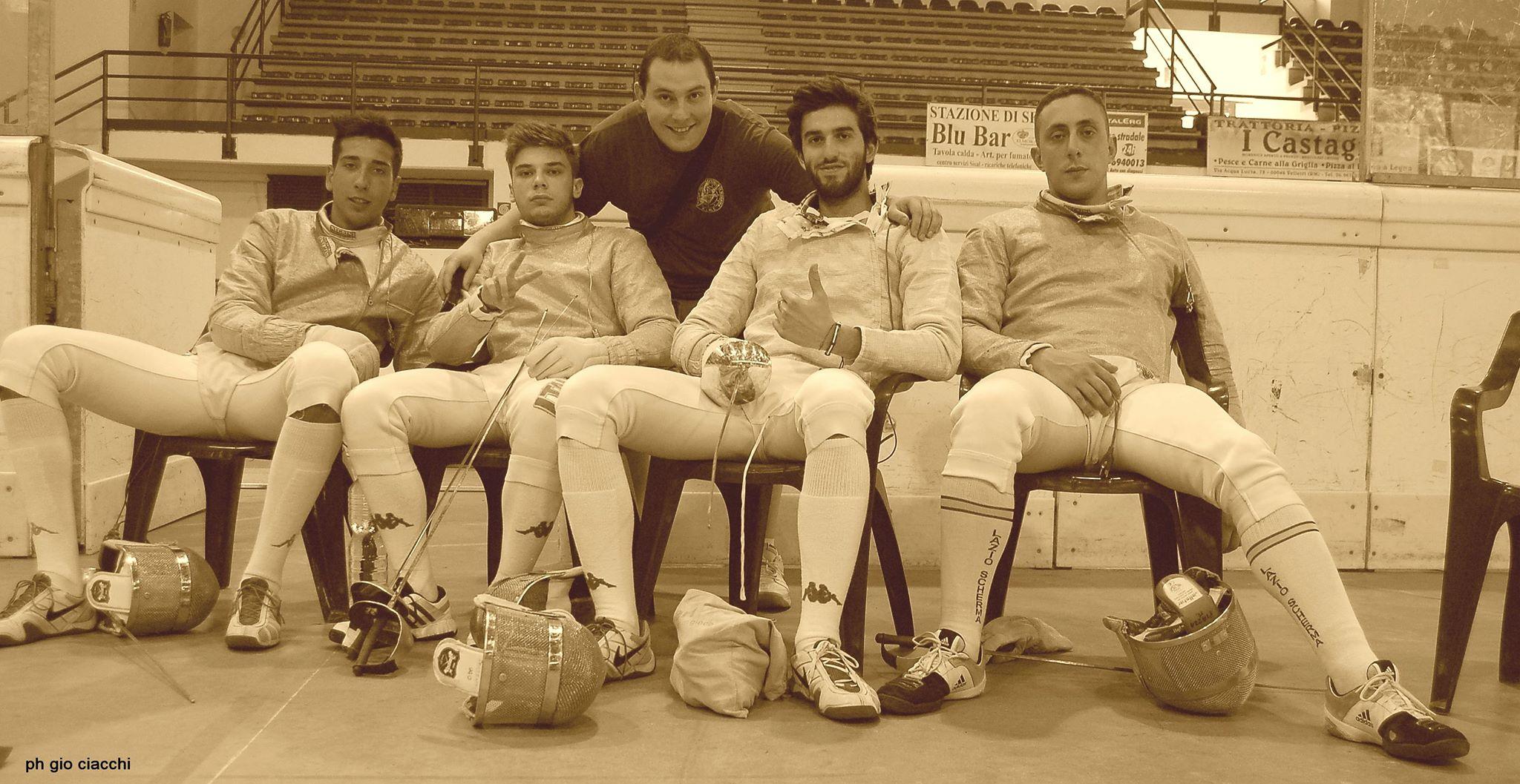 Coppa Italia a squadre.