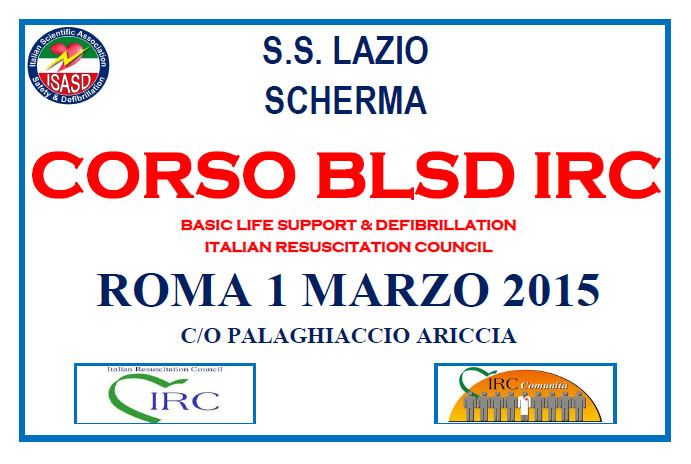 CORSO DI BASIC LIFE SUPPORT AND DEFIBRILLATION