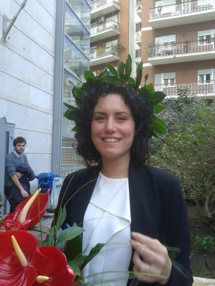 UN'ALTRA STOCCATA VINCENTE PER PAOLA GUARNERI