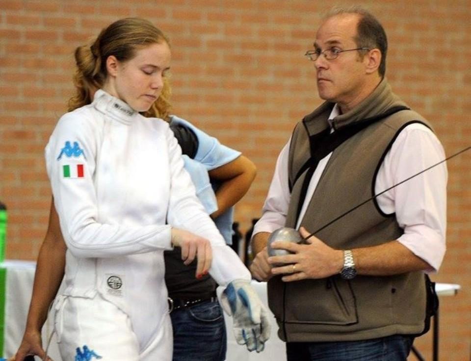 1^ PROVA DI QUALIFICAZIONE DI SPADA FEMMINILE: RAVENNA 10.10.2015