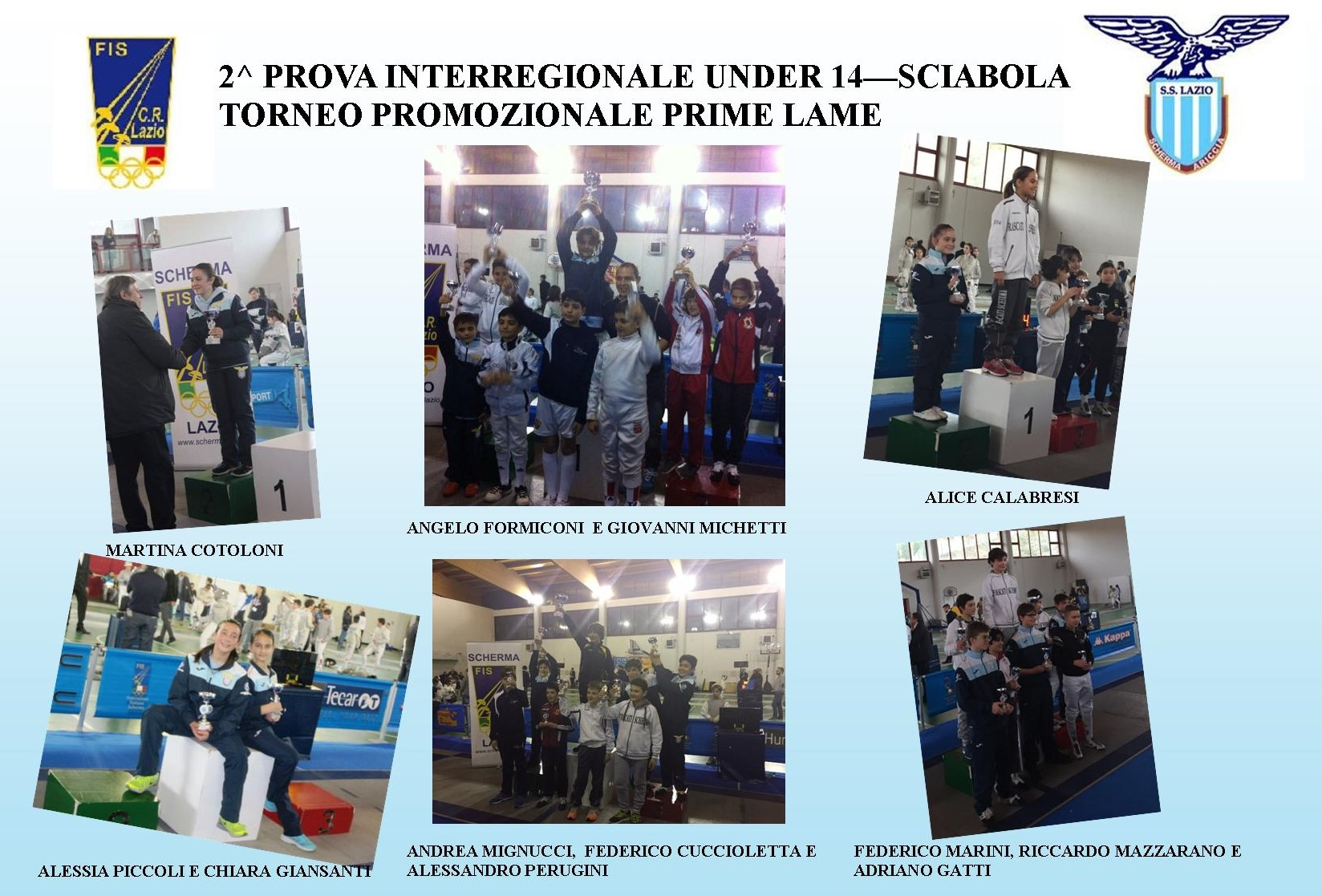 2^-PROVA-INTERREGIONALE-UNDER 14-SCIABOLA