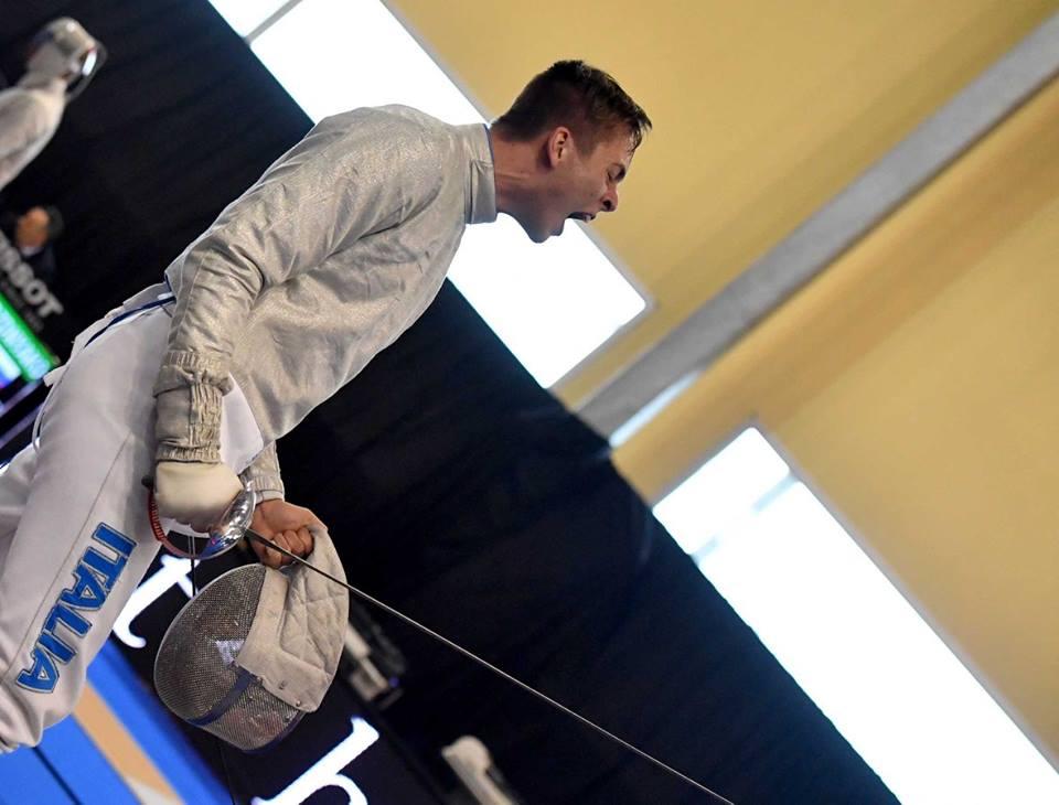 GIACOMO MIGNUZZI 5° AL CAMPIONATO DEL MONDO CADETTI – BOURGES 2016