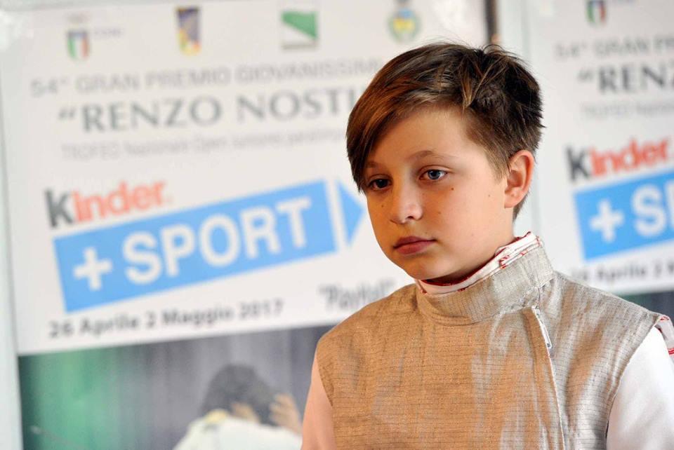 26.04.2017 Riccione Gran Premio Giovanissimi Giovanissimi Fioretto (foto Trifiletti/Bizzi per Federscherma)
