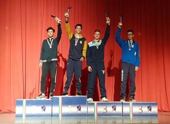 Adria 22/23 aprile 2017 Coppa Italia cadetti sciabola maschile (foto R.Testa)