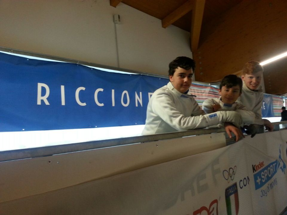 CAMPIONATO ITALIANO UNDER 14 2017 – #GPGRICCIONEDAY5