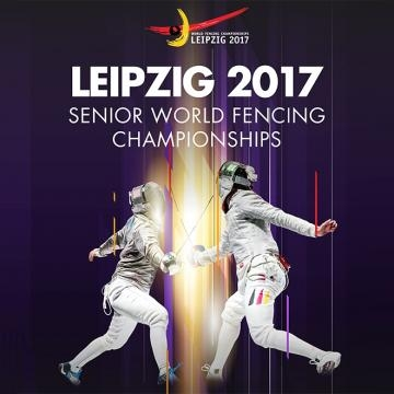 WORLD FENCING CHAMPIONSHIPS 2017 – LEIPZIG, GERMANY