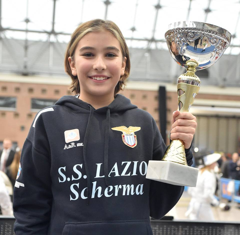 MARIA CLARA QUATTRINI WINS A NATIONAL COMPETITION IN RAVENNA