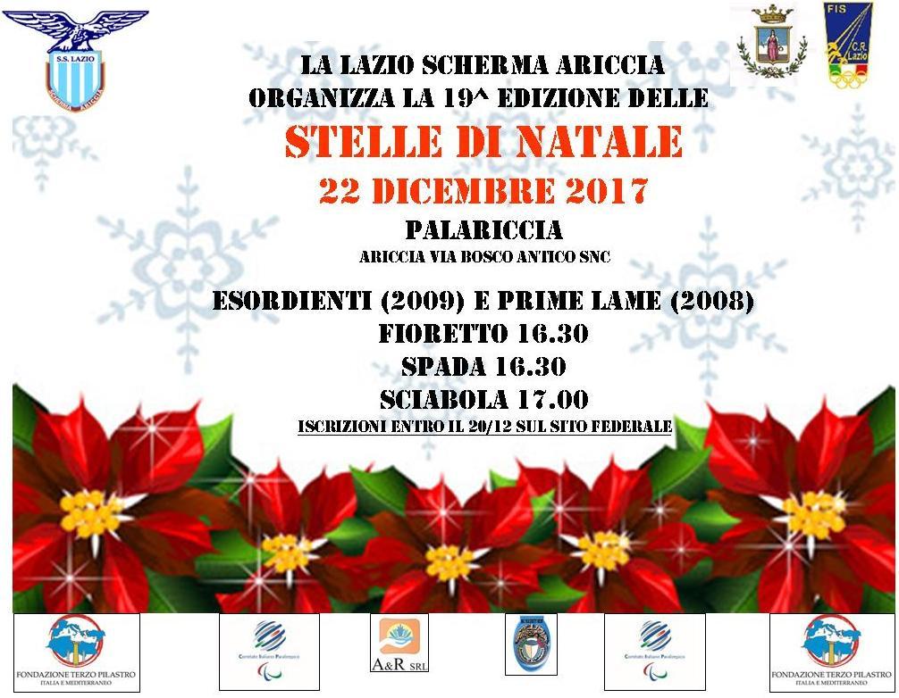 """19^ EDIZIONE DELLE """"STELLE DI NATALE"""""""