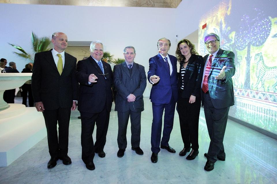 SICILIA, IL GRAND TOUR. ACQUERELLI DI FABRICE MOIREAU IN MOSTRA A PALAZZO CIPOLLA