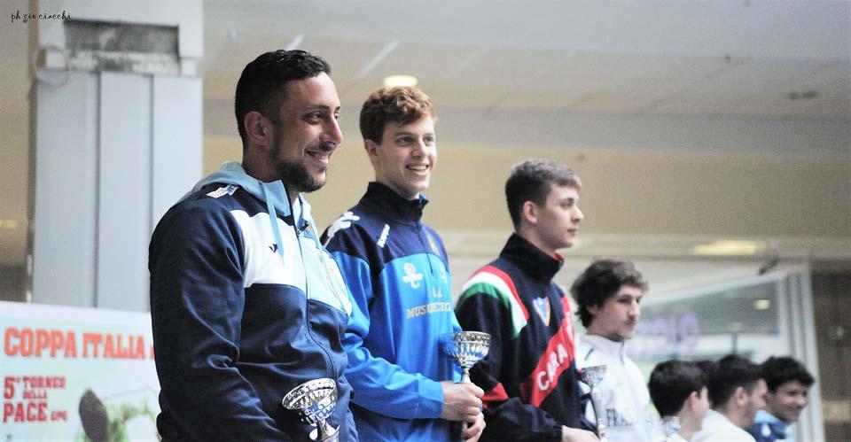 COPPA ITALIA REGIONALE: FABIO BIANCHI SHOW
