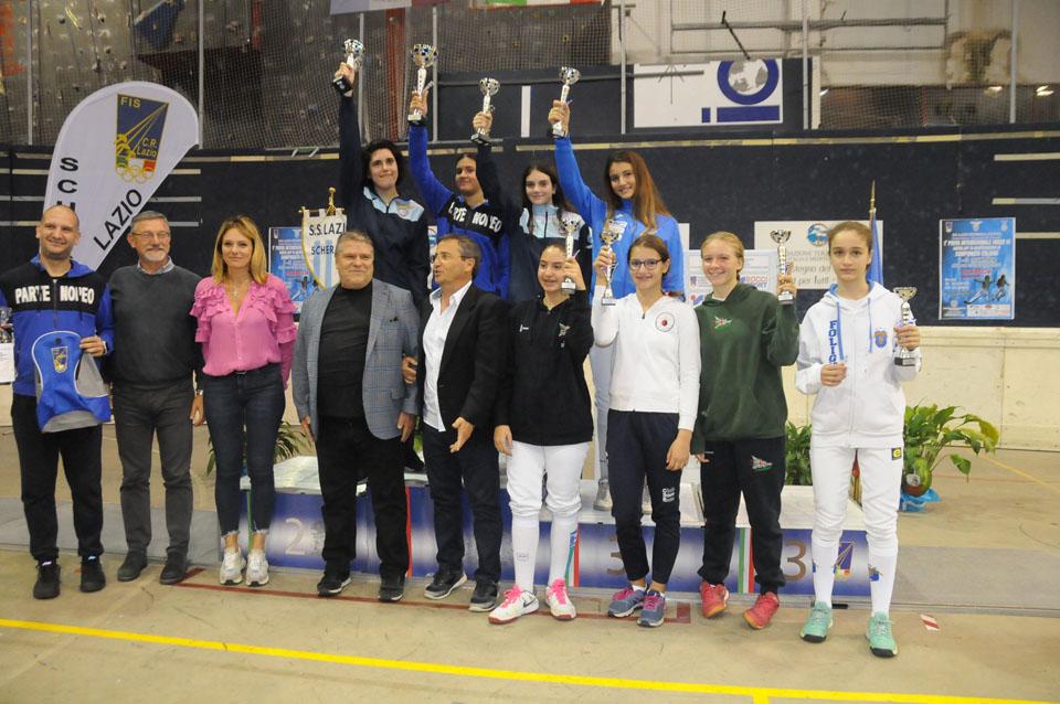 1^ PROVA INTERREGIONALE U14 – SPADA