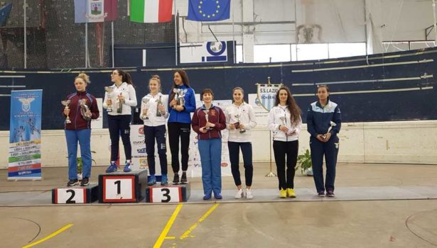 2^ PROVA OPEN REGIONALE – SPADA FEMMINILE
