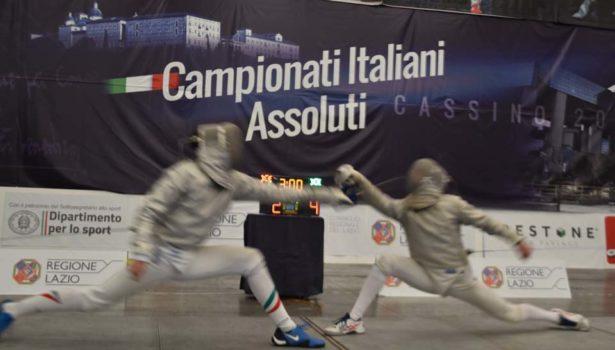 Lazio Scherma Show ai Campionati Regionali
